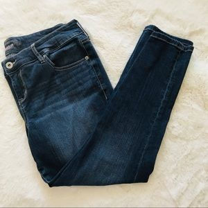 Torrid skinny jeans size 14